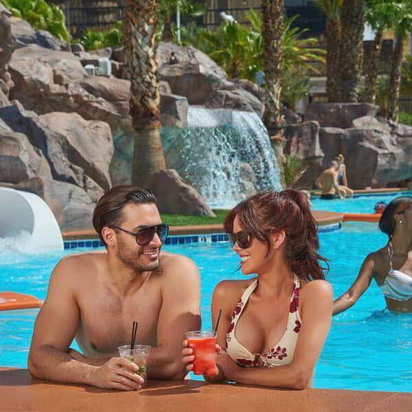 Pool At Excalibur Hotel Amp Casino Las Vegas Excalibur