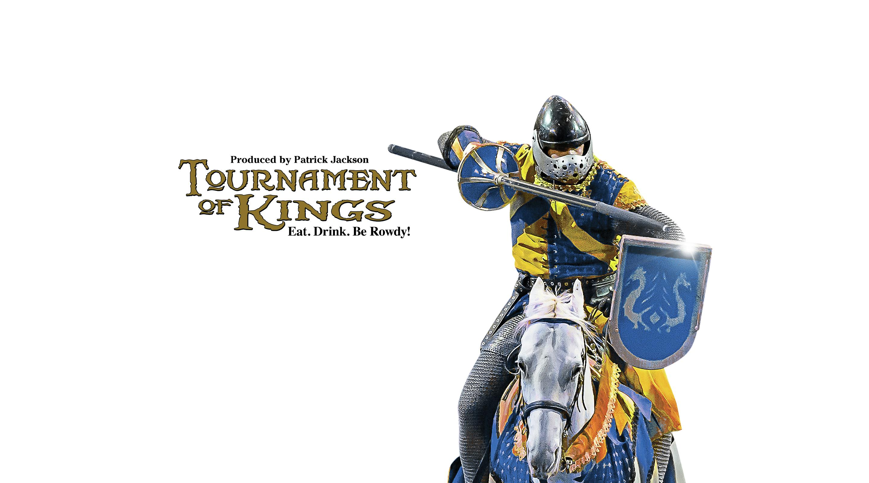 Tournament of Kings at the Excalibur Hotel, Las Vegas.