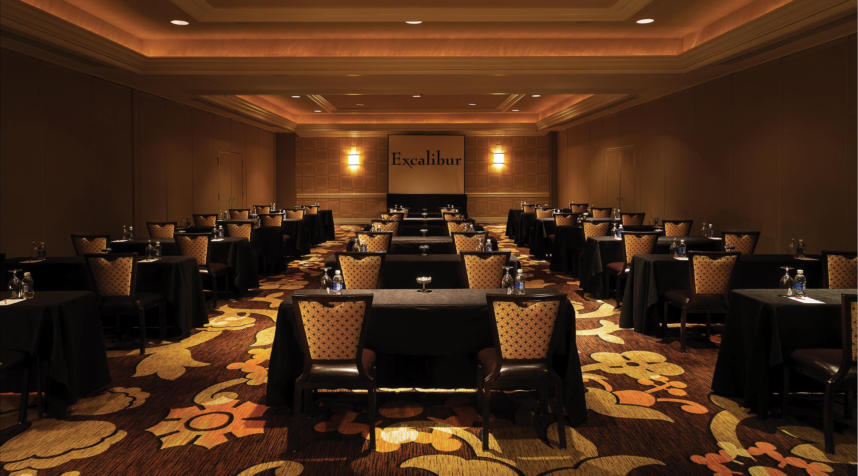 Meeting Space Excalibur Hotel Casino